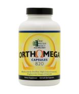 Ortho Molecular Orthomega 820 - 120 Soft Gel Capsules EPA, DHA & DPA - $84.15