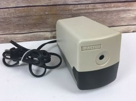 X-Acto Electric Pencil Sharpener 17XXX Automatic Tested Works - $23.80