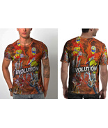 Freestyle MX Dirt Bike trial evolutions Tee Mens - $21.80+