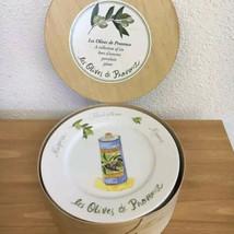 Crate & Barrel Les Olives de Province Plates - $27.69