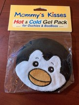 DreamTime Spa Comforts Mommy's Kisses Hot And Cold Gel Pack, Penguin - $8.95