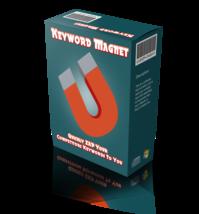 Keyword Magnet keywords seo software web tools niches marketing tactics  - $1.89