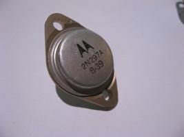 2N297A Motorola PNP Germanium Ge Transistor  - Vintage NOS Qty 2  - $17.09