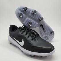Nike React Vapor 2 Men's Sz 9 Golf Shoes Black White Gray BV1135-001 NEW - $88.11