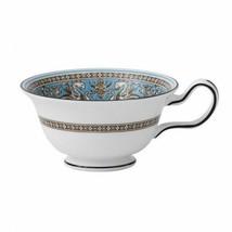 Wedgwood Peonia Forma Fiorentino Tazza di Tè Nuovo - $47.92