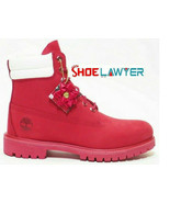 Timberland Waterville Women's Holiday Edition 6Inch Waterproof Boot A2AZG - $124.39