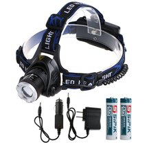 Sipik-018 Headlamp - Professional Series Flashlight - Our Best and Brightest LED - $18.99