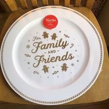 "Martha Stewart Serving Platters Large 16"" Plastic For Family & Friends Set Of 3 - $19.80"