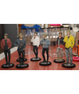 BTS 7 Members Real Figure Full Set Limited Edition KPOP with Free Gifts - $1,211.29