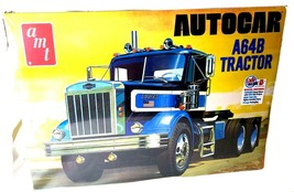 AMT Autocar A64B Semi Tractor 1:25 scale model truck kit 1099 - $48.99