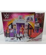 Mattel WWE Superstars Ultimate Entrance Playset Nikki Bella + Extras - $26.42