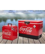 NEW Coca-Cola Ice Chest Cooler Bundle FREE SHIPPING - $279.99