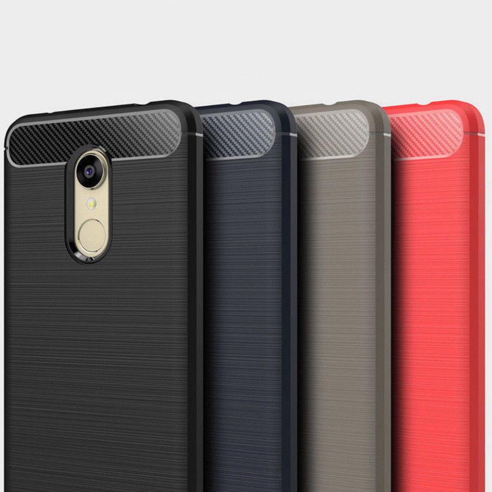 Soft TPU Anti-Scratch Phone Back Case Cover for Xiaomi Redmi 5 Plus Note 5A