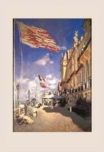 Hotel des Roches Noires, Trouville by Claude Monet - Art Print - $19.99+