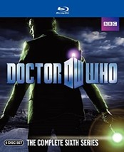 Doctor Who: Complete Sixth Series - 6X Blu-Ray DVD ( Ex Cond. Sealed ) - $62.80