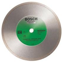 """Bosch DB1066 10"""" Premium Plus Wet Cutting Continuous Rim Diamond Saw Blade - $39.60"""