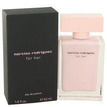 Narciso Rodriguez for her by Narciso Rodriguez 1.6 Oz Eau De Parfum Spray  image 3
