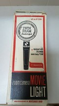 Vintage Montgomery Wards Movie Light, Twin Beam - Flood or Spot 67-3284,... - $24.99