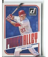 MIKE TROUT 2016 Donruss Power Alley #PA2 Angels - $4.99