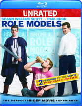Role Models (Blu Ray) (Eng Sdh/Span/Fren/Dts-Hd)