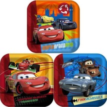 CARS 9in Square Plates - $5.92