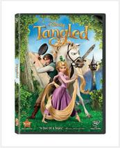 Disney tangled cartoon DVD - $13.99