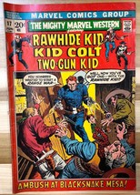 MIGHTY MARVEL WESTERN #17 (1972) Marvel Comics VG+ - $9.89