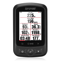 IGPSPORT IGS618 Bluetooth Wireless Bike Computer Backlight IPX7 Waterpro... - $240.20
