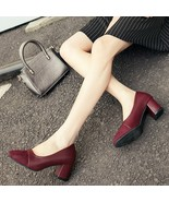 2019 Women's Pumps New Fashion Spring Summer Shoes Classic Shallow Mouth... - $16.82+