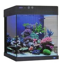 10 Gallon Cubey Noir Nano Aquarium Tout en un Aquarium par Jbj - $275.10