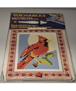 """Janlynn Tuckables """"Red Cardinal Bird"""" Complete Kit NEW SEALED Creative a... - $19.59"""
