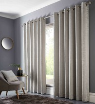 Studio G Silver Grey Ring Top Curtains – 9 Sizes - $85.64+