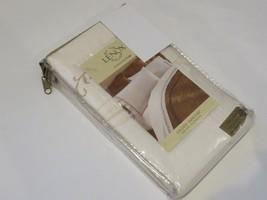 Lenox GILDED TAPESTRY Gold King Pillowcases NIP - $42.63