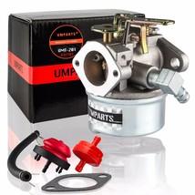 Carburetor Carb for Tecumseh 5HP MTD 632107/A 640084A/B HS/HSK/HSSK40/50 Gasket - $15.79
