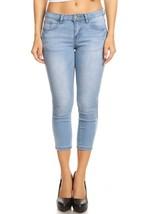 Skinny Capri Jeans, Skinny Jean Capris, Skinny Capri Pants, Light Wash, Womens