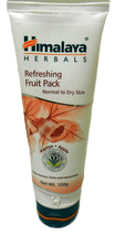 Himalaya 100gm Refreshing Fruit Pack Papaya Apple Deep Cleanses Firms - $8.00