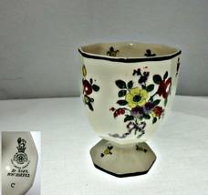 Royal Doulton Old Leeds Sprays Single Egg Cup - $23.75