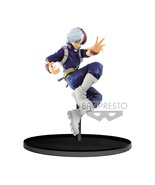 Banpresto My Hero Academia BFC Shoto PVC Anime Action Figure Collectibles - $41.00