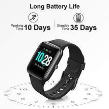 Smart Watch, Anbes Fitness Tracker with Heart Rate Sleep Monitor Step Calorie Co image 6