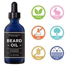 Provence Beauty Beard Oil - All Natural Fragrance Free Olive, Sunflower & Jojoba image 5