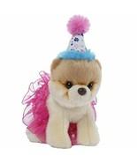 "Gund Boo 5"" Plush Itty Bitty Boo Birthday Tutu Stuffed Dog New Free Ship... - $15.83"
