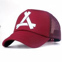 Summer Baseball Hats Mush Cap Girl Snapback Casual Unisex Hat For Men Women - $19.95