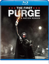 The First Purge [Blu-ray + DVD]