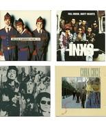Lot of 4 CDs INXS Duran Duran Chalk Circle - No Cases - $2.99