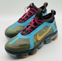 NEW Nike Air Vapormax 2019 Utility Olive Teal BV6353-200 Men's Size 8.5 - $158.39