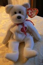 "Vintage Ty Beanie Babies Valentino ""The Bear"" Hang Tag 1994/Tush Tag 199... - $19.79"