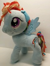 "11"" My Little Pony Rainbow Dash Pegasus Plush Stuffed Animal - $6.89"
