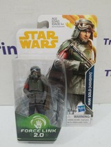 """Star Wars Force Link 2.0 Han Solo Mudtrooper 3 3/4"""" Action Figure - $13.49"""