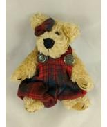 "Boyds Bears Tan Bear Plush 6""  Stuffed Animal - $6.45"