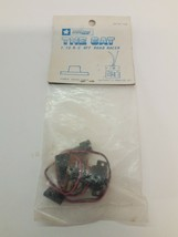 Traxxas RC Car Parts #1238 The Cat Power Switch Cover & Battery Eliminat... - $9.89